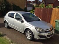 Vauxhall Astra 1.6 2005 in good condition drives very well 1 year MOT