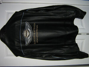Harley 100th 3XL Leather Jacket