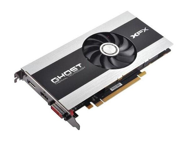 XFX FX-775A-ZNP4 Radeon HD 7750 Core Edition 1 GB