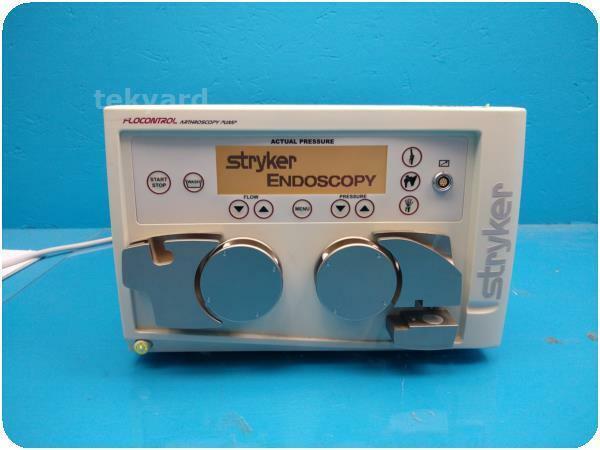 STRYKER 150 350-600-001 FLOCONTROL ARTHROSCOPY PUMP ! (229827)