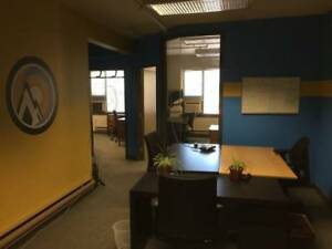 Awesome Office Space Right in Downtown