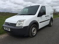 Ford transit connect 07 66,000 miles