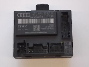 Audi A6 06-08 Power Window Control Module Front Right 4F0959792E