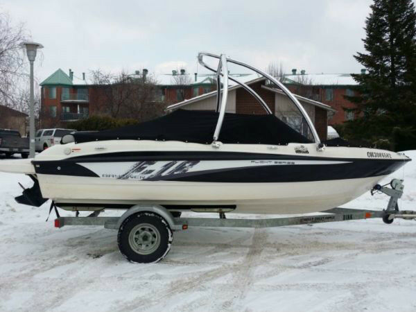 Used 2011 Bayliner 185 Flight Series