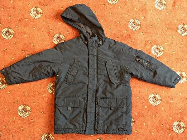 boys warm winter coat size 7/8