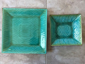 2 Decorative Dishes all for $5