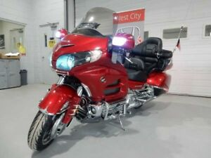 2016 Honda Gold Wing ABS Candy Prominence Red