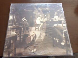 Led Zeppelin in through the out door Record