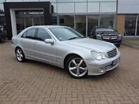 2006 Mercedes Benz C Class C350 Avantgarde SE 4dr Auto 4 door Saloon