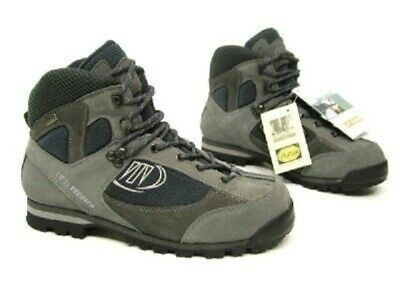TECNICA MERAK GTX GORE-TEX HIKING BOOTS WOMEN'S 7 WATERPROOF NYLON SUEDE, NEW! Gore Nylon Boot