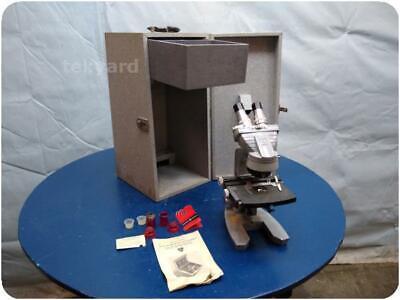 American Optical Ao Spencer Microscope 235180
