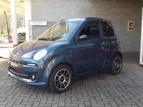 Microcar Mgo Premium Dci Eps Brommobiel Blue Ardoise 45km U