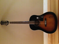 Gibson/Epiphone AJ-220S Autographed by Alan Jackson
