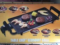 Electric BBQ& grill