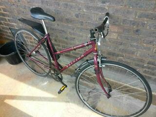 womens bike , single speed