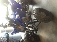 Yamaha Raptor 125 great condition