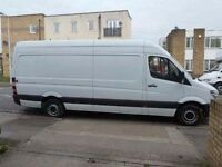 Man with a van. Cheap and friendly removal services