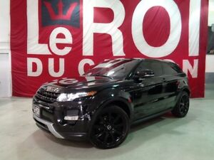 Land Rover Range Rover Evoque Coupe Dynamic Premium  2012