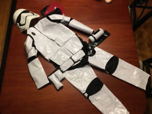 Real Star Wars Stormtrooper Costume from Disney store