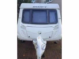 2012 Swift Charisma 570 Six Berth Caravan Like New | For Sale