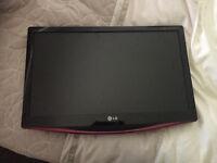 LG 22inch tv 1080hd