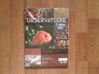 Observatoire: cahier d'activités: de secondaire 4, 2e édition