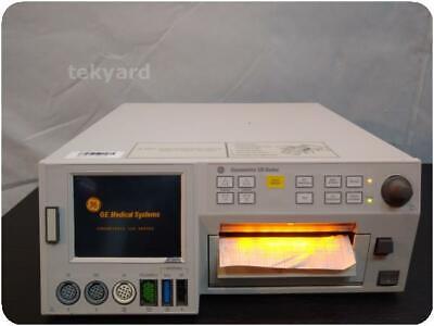 Corometrics 120 Series 0129 Maternal Fetal Monitor 215515
