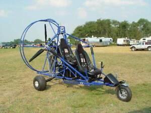 Skytrek Powered Parachute PPC