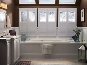BLINDS, SHADES, @ SHUTTERS 15% OFF