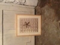 """Picture """"Star fish in sand"""""""