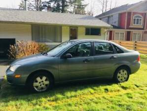 2006 Ford Focus - great on gas!!