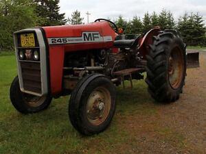 Massey Ferguson 245 Deisel