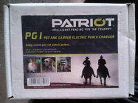 Pet and Garden Electric Fence kit