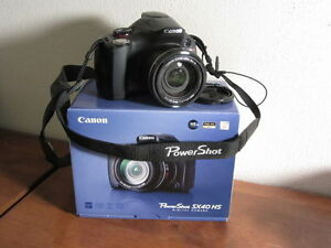 Canon PowerShot SX40 Digital Camera