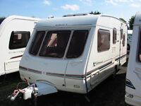 5-BERTH TOURING CARAVAN