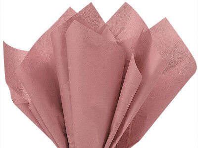 Rose Gold Color Tissue Paper 24 Sheets 20x30
