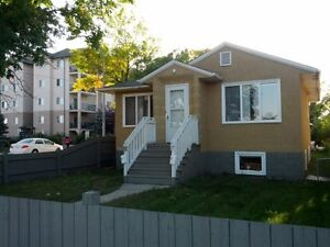 Newly Renovated Basement Suite! Near Downtown & LRT, 11402 82 st