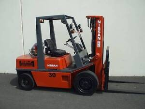 NISSAN FORKLIFT THREE TONNE - Finance or (*Rent-To-Own *$79.86pw) Boronia Knox Area Preview