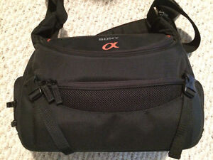 Large Sony Camera/Camcorder Bag - NEW