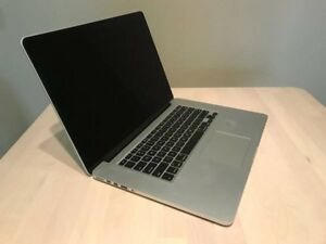 "MACBOOK PRO RETINA15"" 3.3Ghz i7 Turbo- GeForce GT DUAL GRAPHICS"