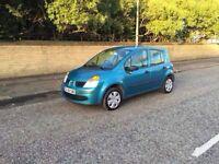 £999 2006 Renault Clio Modus 1.2l* like Focus meriva corsa Punto fiesta micra A3