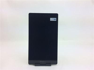 Docomo SHARP AQUOS PAD SH-08E White Unlocked Android Tablet F/S