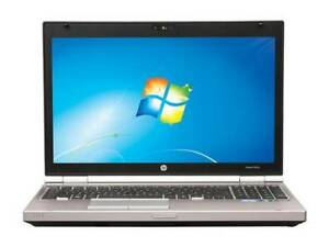 "15.6"" HP Elitebook 8560p Core i7 8.RAM/500HD Win10 Pro Laptop"