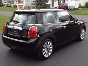 2015 MINI Mini Cooper Coupe (2 door) Black on Black