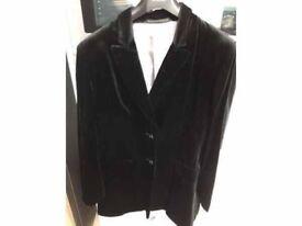 Ladies Jacket Velvet
