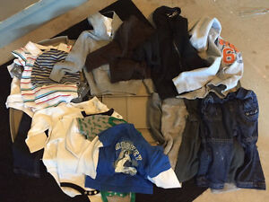 6-18 month lot clothes for toddler boy