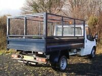 Tipper cage sides wanted alloy sides