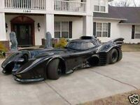 Wanted : street legal BATMOBILE project or driver welcome