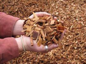 Bulk Bags of Play Woodchip
