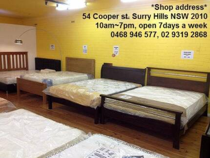 New bed frame base, mattress in all size, reasonable price!! Chatswood Willoughby Area Preview